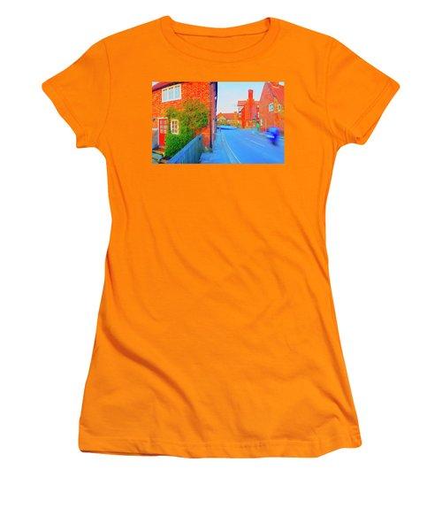 Streaking Beaulieu II Women's T-Shirt (Junior Cut)