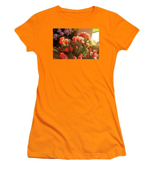 Strong And Gentle Women's T-Shirt (Athletic Fit)