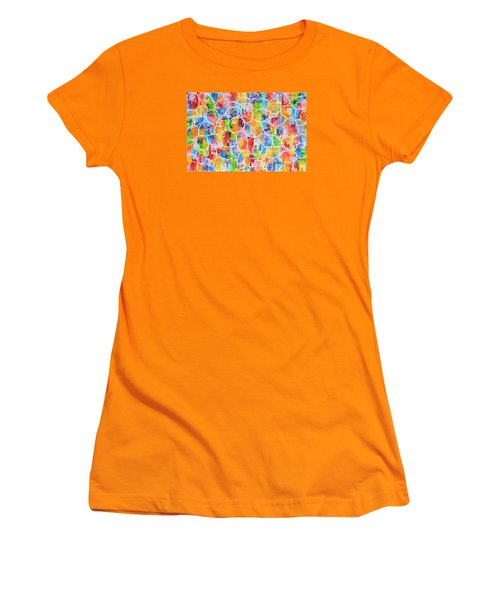 Summer Fling Women's T-Shirt (Athletic Fit)