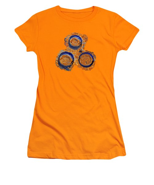 Women's T-Shirt (Junior Cut) featuring the photograph Sun Catchers by Sami Tiainen