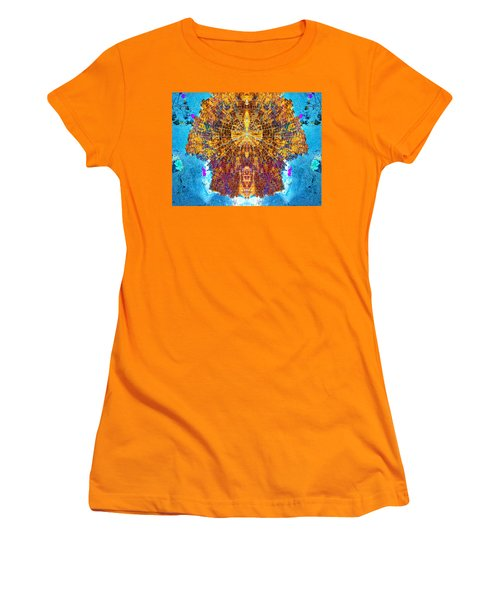 Sun To The Hathors Women's T-Shirt (Athletic Fit)