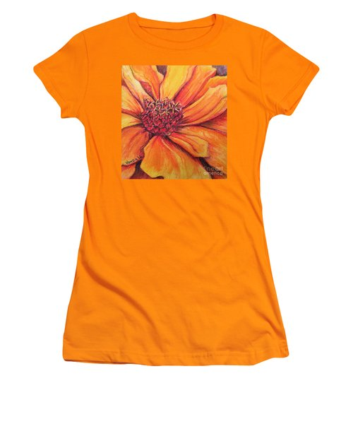 Sunny Perspective Women's T-Shirt (Athletic Fit)