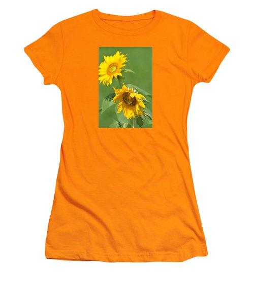 Sunny Side Up 1 Women's T-Shirt (Junior Cut) by Teresa Tilley
