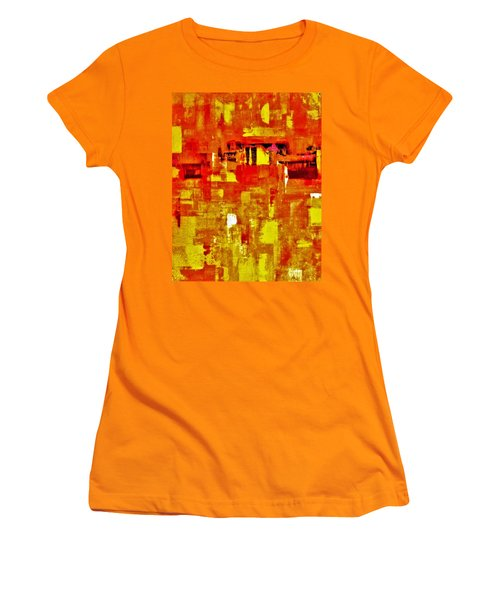 Sunshine Almost Always Makes Me High Women's T-Shirt (Athletic Fit)