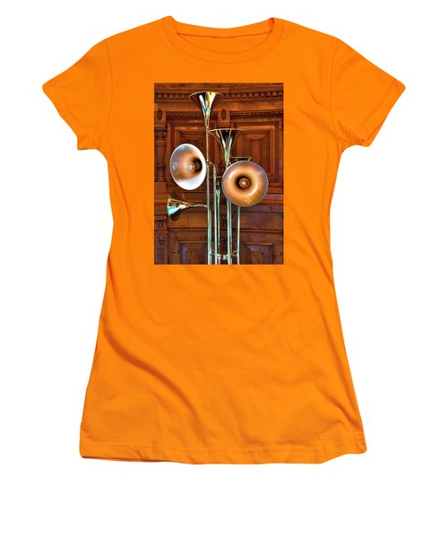 Symphony Of Light Women's T-Shirt (Athletic Fit)