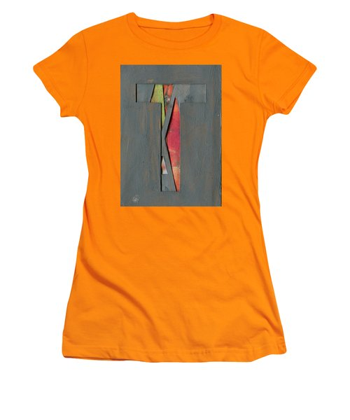 The Letter T Women's T-Shirt (Athletic Fit)