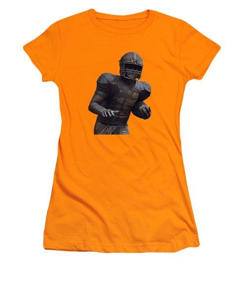 Tebow Transparent For Customization Women's T-Shirt (Junior Cut) by D Hackett