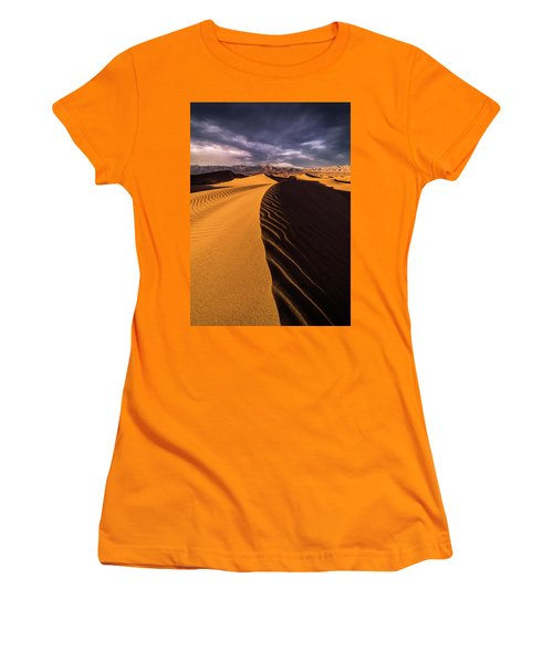 Terminus Awaits Women's T-Shirt (Athletic Fit)