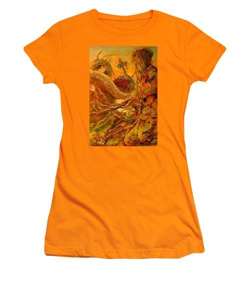 The Alchemist Women's T-Shirt (Athletic Fit)