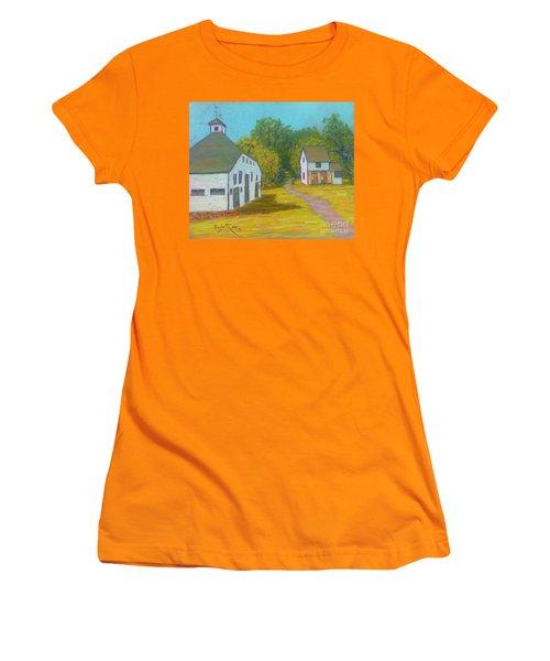 The Barn At Uniacke House  Women's T-Shirt (Junior Cut) by Rae  Smith