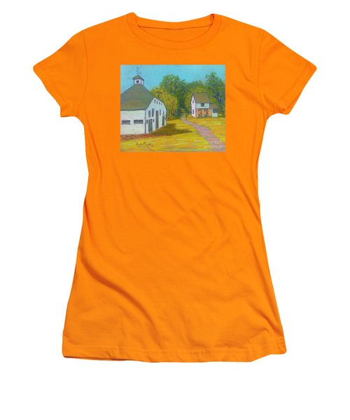 The Barn At Uniacke House  Women's T-Shirt (Athletic Fit)