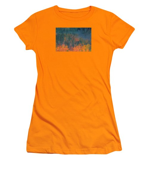 The Deep Women's T-Shirt (Athletic Fit)