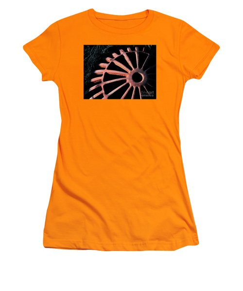The Erosion Of Time Women's T-Shirt (Athletic Fit)