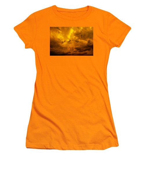 The Last Glow Of The Day 008 Women's T-Shirt (Athletic Fit)