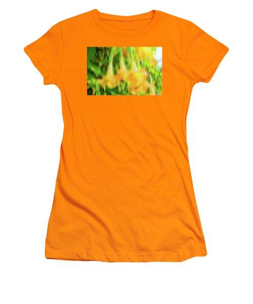 The Ringing Of Bells Women's T-Shirt (Junior Cut)