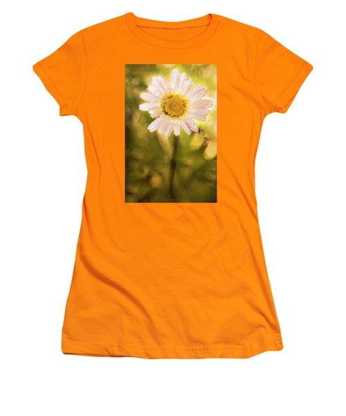 The Secret Language Of Flowers Women's T-Shirt (Athletic Fit)