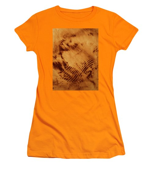 Women's T-Shirt (Junior Cut) featuring the photograph The Tulip by Cynthia Powell