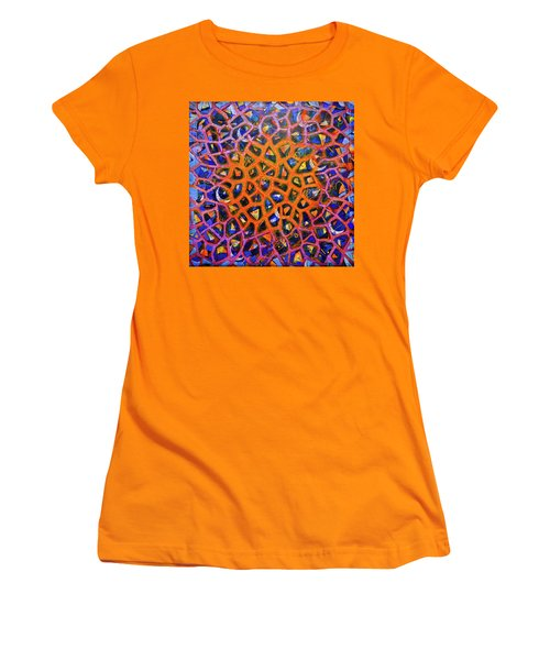 The Way Women's T-Shirt (Athletic Fit)