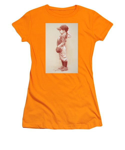 The Windup Women's T-Shirt (Athletic Fit)