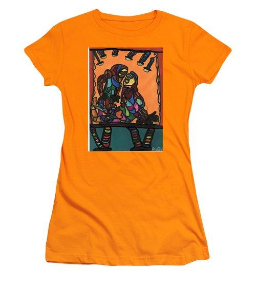 Theater Women's T-Shirt (Junior Cut) by Darrell Black