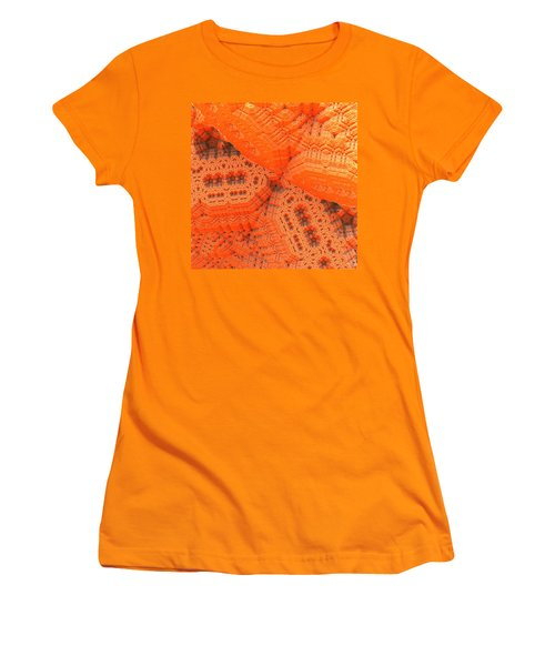 Theatrical Maze Women's T-Shirt (Athletic Fit)