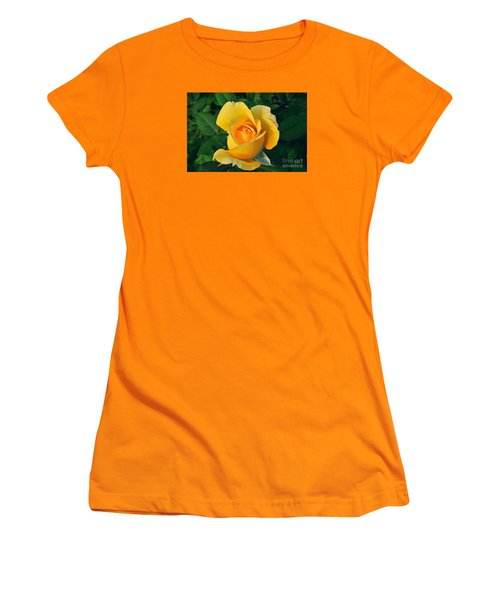 This Bud's For You Women's T-Shirt (Junior Cut) by Sandy Molinaro