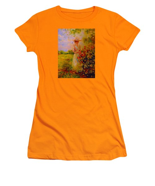 This Is A Good View Women's T-Shirt (Athletic Fit)