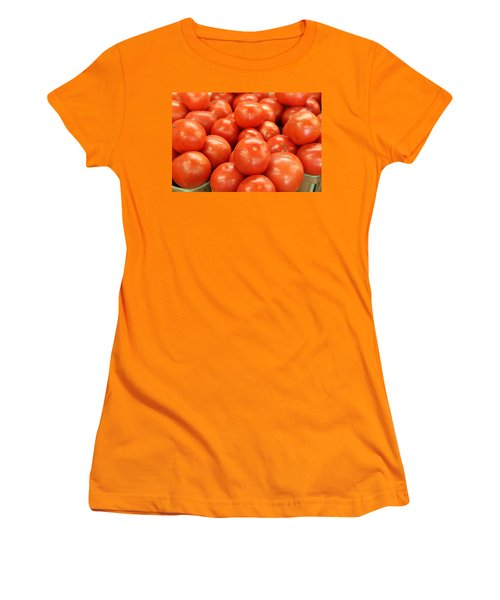 Tomatoes 247 Women's T-Shirt (Athletic Fit)