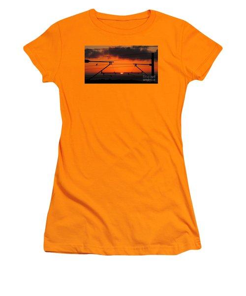 Top Notch Spot Women's T-Shirt (Athletic Fit)