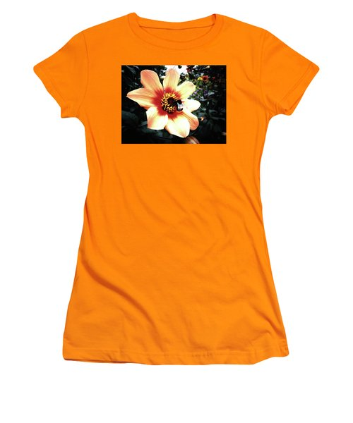 Translucent Wings Women's T-Shirt (Athletic Fit)