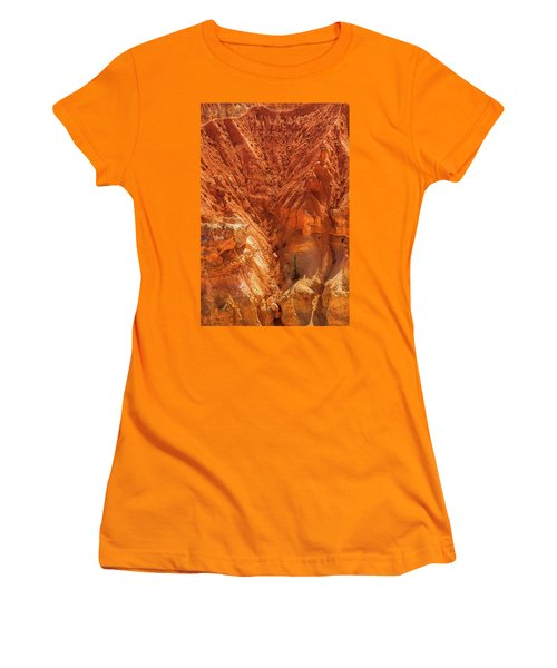 Tree In Bryce Women's T-Shirt (Athletic Fit)