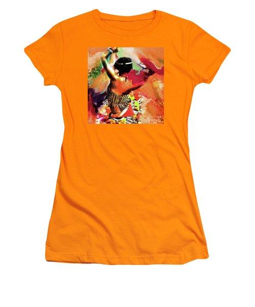 Tribal Dance 0321 Women's T-Shirt (Junior Cut) by Gull G