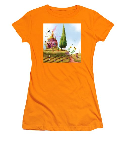 Turnips And Trolls Women's T-Shirt (Athletic Fit)