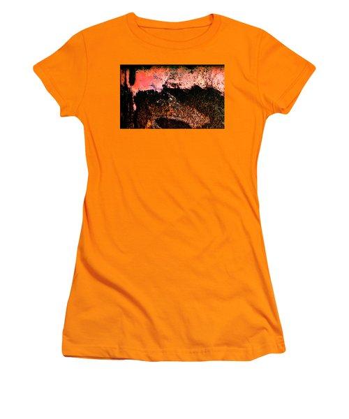 Urban Abstract Women's T-Shirt (Junior Cut) by Jerry Sodorff