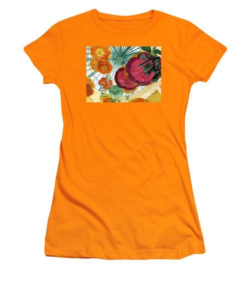 Vegas Baby Women's T-Shirt (Junior Cut) by Lynne Reichhart