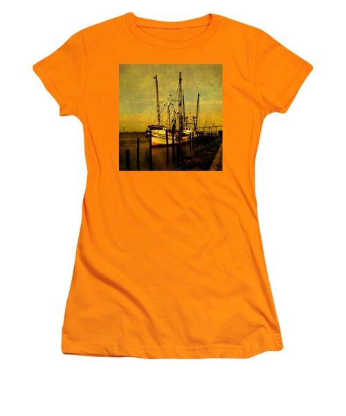 Waiting For Tomorrow Women's T-Shirt (Junior Cut) by Susanne Van Hulst