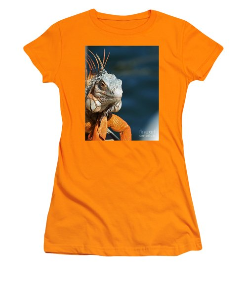 Watchful Eye Women's T-Shirt (Junior Cut) by Pamela Blizzard