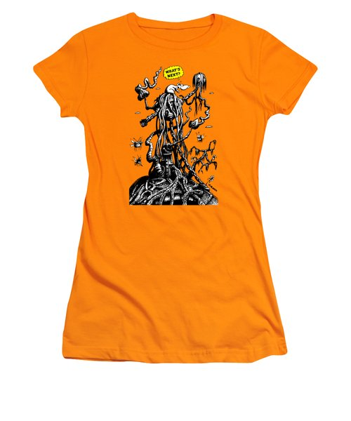 What's Next? Women's T-Shirt (Athletic Fit)