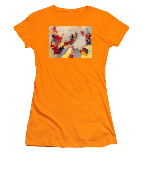 Where There Is Smoke Women's T-Shirt (Junior Cut) by Bernard Goodman