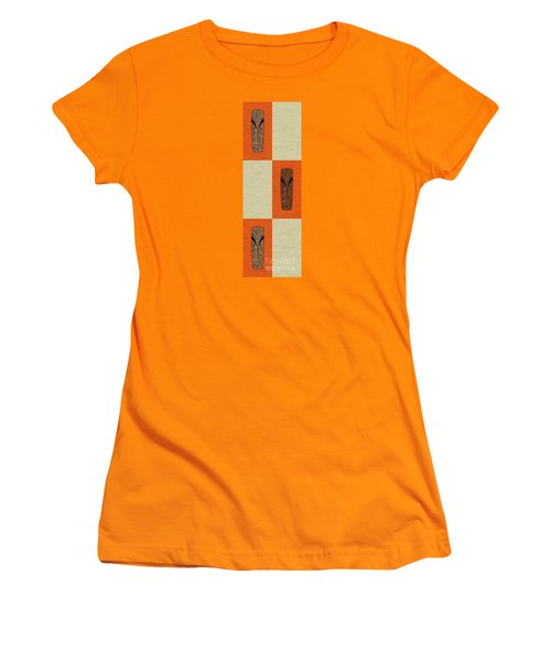 Witco Tikis 1 Women's T-Shirt (Athletic Fit)