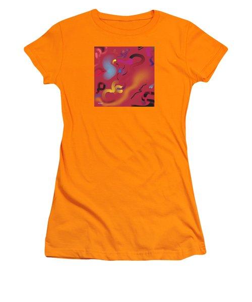 Wonder Women's T-Shirt (Junior Cut) by Robert Henne