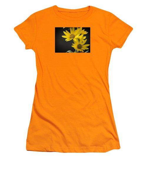 Yellow Women's T-Shirt (Junior Cut)