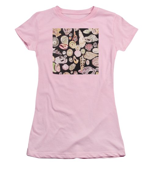 Shells By C . 1.3 Women's T-Shirt (Athletic Fit)