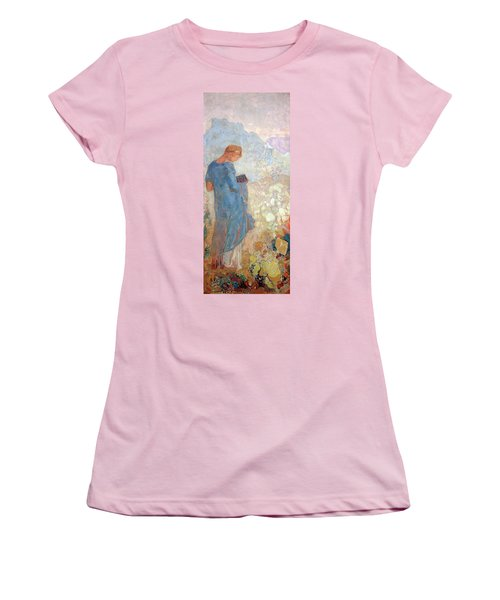 Redon's Pandora Women's T-Shirt (Athletic Fit)