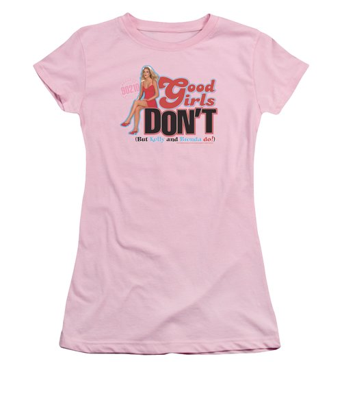 90210 - Good Girls Don't Women's T-Shirt (Athletic Fit)