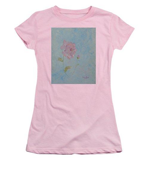 A Mother's Love Women's T-Shirt (Junior Cut) by Judith Rhue