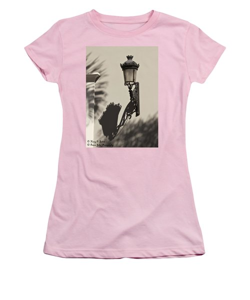 A Reflection On Illumination Women's T-Shirt (Athletic Fit)
