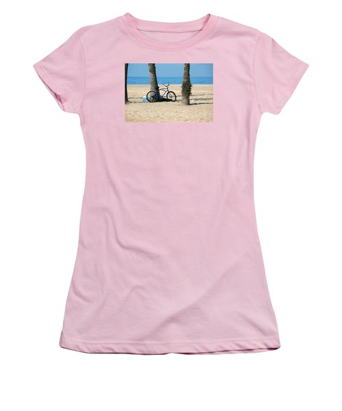 Beach Day Women's T-Shirt (Athletic Fit)