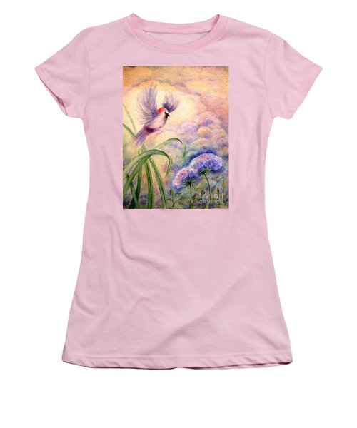 Coming To Rest Women's T-Shirt (Junior Cut) by Hazel Holland