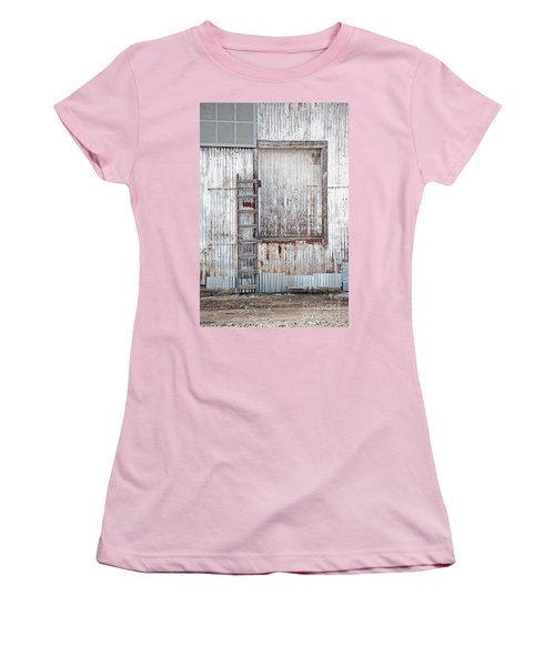 Door 1 Women's T-Shirt (Junior Cut) by Minnie Lippiatt
